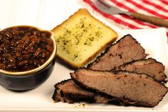 Smoked beef brisket is a Texas BBQ classic. Discover why with this tasty recipe!