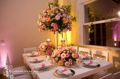 decoraçao romantica « Carolina Souza Lima