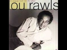 Lou Rawls - Any Day Now