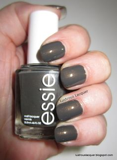 Essie Armed and Ready-Lustrous Lacquer