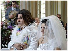 Retrô - Noivas de novelas - 2011. Celeste e Áureo