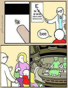 Funny eye test cartoon - http://www.jokideo.com/