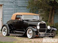 1929 Ford Roadster | Street Rodder