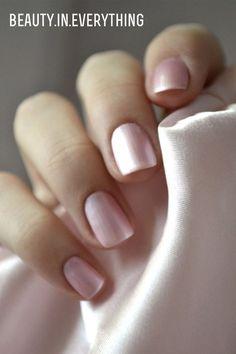 neutral nails.