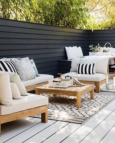 WHICH WINDOWS WILL WORK FOR YOU? — THREE BIRDS RENOVATIONS Outdoor Cushions, Outdoor Sofa, Outdoor Spaces, Outdoor Living, Outdoor Decor, Outdoor Furniture Australia, Outdoor Furniture Sets, Deck Furniture, Furniture Plans