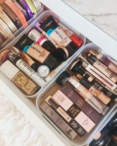 Is Makeup Shack Cruelty Free lest Makeup Revolution Jewel Collection Eyeshadow P. Is Makeup Makeup Storage Drawers, Makeup Storage Organization, Storage Ideas, Organization Ideas, Urban Decay Makeup, Maquillaje Diy, Bath & Body Works, Rangement Makeup, Makeup Shack