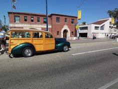 Classic Woody Station Wagon Style