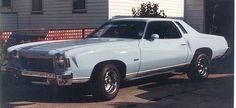 73mc454's 1973 Chevrolet Monte Carlo, my first car was a 73 Monte Carlo, but dark green