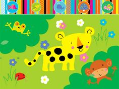 Usborne launches Baby's Very First Play App – Animals
