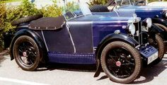 M.G. M-type Midget 2-Seater Sports 1930