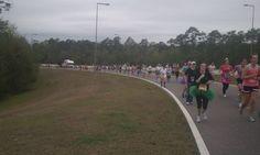 More race shots at #princesshalf #rundisney from @athletewannabe #fitfluential