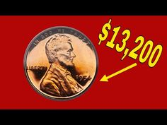 $13,200 for a penny! Rare pennies worth money! 1954 valuable pennies to look for! - YouTube