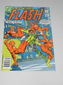 1980 DC The Flash Feb # 282 Comic Book Free Shipping!!