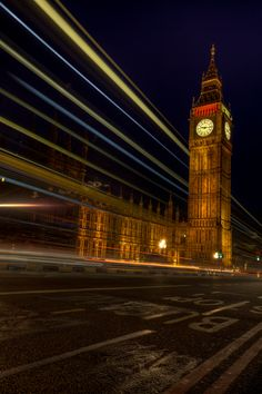 #London #HDR #Night #photography