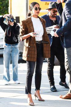 Нью-Йоркская Неделя моды Street Street SS18 - Уличный стиль от NYFW