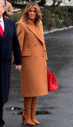 Milania Trump Style, Melania Knauss Trump, Malania Trump, Jenifer Aniston, First Lady Melania Trump, Trump Melania, Moda Outfits, Fashion Outfits, Womens Fashion