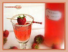 Vin de Fraise rosé
