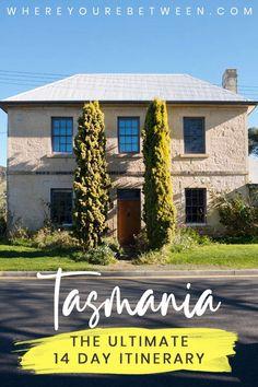 14 day Tasmania itinerary - for the ultimate self-drive Tassie road trip Sydney Photography, Nature Photography Tips, Ocean Photography, Tasmania Road Trip, Tasmania Travel, Queensland Australia, Western Australia, North Coast, West Coast
