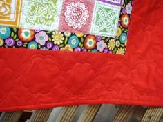 Discover the beauty of borders! Join instructor Eva Larkin Hawkins for an exploration of how easy it can be to frame your quilts with gorgeous motifs. Quilting Templates, Quilting Ideas, Quilt Border, Quilt Stitching, Free Motion Quilting, Machine Quilting, Quilts, Blanket, Creative