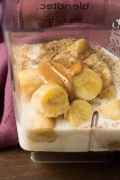 Banana Almond Flax Smoothie | Cooking Classy
