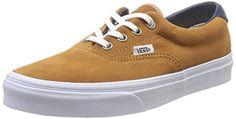 Vans ERA 59, Unisex-Erwachsene Sneakers, Braun ((Suede/Leather) FMV), 35 EU - http://on-line-kaufen.de/vans/35-eu-vans-era-59-unisex-erwachsene-sneakers-3