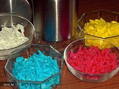 Zahar Decorativ Colorat