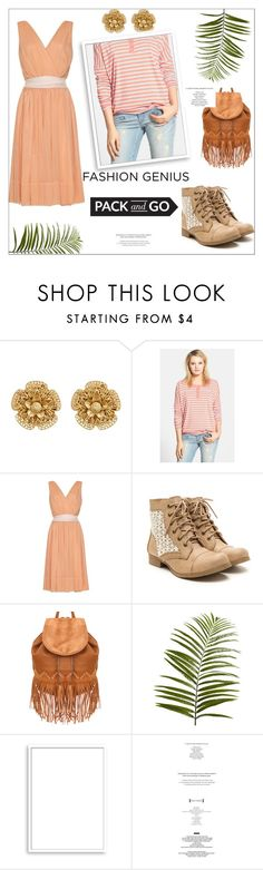 """""""Pack and Go:  Labor Day"""" by violinistkitty ❤ liked on Polyvore featuring Miriam Haskell, Volcom, Liquorish, Pier 1 Imports, Bomedo, StyleNanda, Packandgo and laborday"""