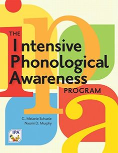 Buy Intensive Phonological Awareness Program by C Schuele at Mighty Ape NZ. Transform struggling readers into successful readers with this field-tested, evidence-based phonological awareness program. This supplemental Tier 2 c. Reading Intervention, Reading Skills, Reading Fluency, Reading Difficulties, Literacy Programs, Reading Specialist, Phonological Awareness, Struggling Readers, Literacy Skills