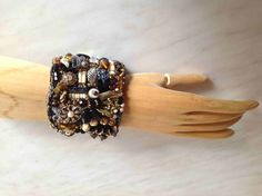 Das Perlenarmband für den festlichen Anlaß -Design: Anke Weidner
