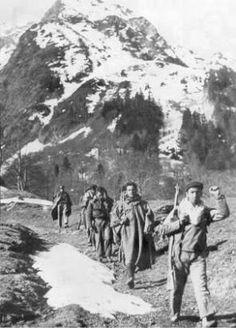 Maquis World War II   The Beret Project