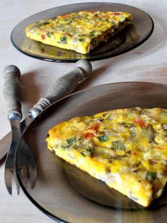 Un blog cu retete culinare, retete simple si la indemana oricui, retete rapide, retete usoare, torturi si prajituri. Frittata, Egg Recipes, Cooking Recipes, Yami Yami, Food And Drink, Tasty, Breakfast, Blog, Diet