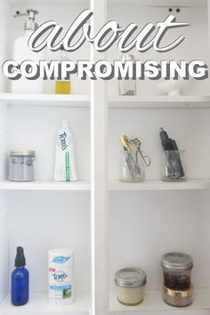 Going Zero Waste: About Compromising