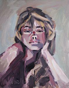Monze, acrylic on canvas by Richard Merchán Canvas, Artist, Painting, Tela, Painting Art, Canvases, Paintings, Painted Canvas, Artists