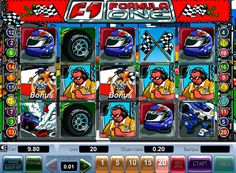 Game Formula 1 pokies has 5 reels and 20 paylines. There are signs of Wild and Scatter, with which you can get 15 free spins. There is a bonus game. There is an opportunity to significantly augment prize in the risk game. Er 5, Free Slots, Slot Online, Slot Machine, Online Casino, Pinball, Competition, Money, Play