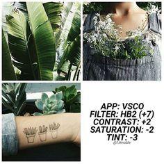 Vsco cam filter ideas (+how i edit my photos) Photography Filters, Vsco Photography, Photography Editing, Vsco Filter, Instagram Themes Vsco, Feed Insta, Fotografia Vsco, Insta Filters, Vsco Themes