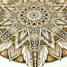 Solstice Mandala Project Day006 by OrgeSTC on deviantART