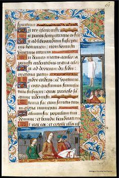 Libro de horas de Carlos V. Manuscrito — 1501-1600?