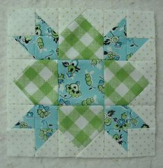 Bee In My Bonnet: Easy Weathervane Quilt Block Tutorial...