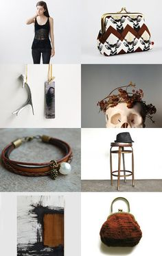 Russet.  by TheBand on Etsy--Pinned with TreasuryPin.com