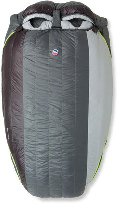 Big Agnes Unisex King Solomon Sleeping Bag - Double