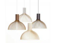 Lampada a sospensione fatta a mano VICTO 4250 Collezione Secto by Secto Design | design Seppo Koho