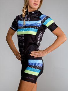 World Champion Cycle Jersey - Betty Designs - Betty Designs