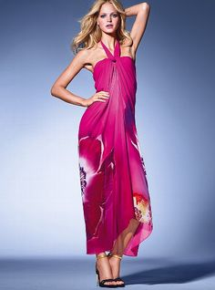 Floral Maxi Dress - Victoria's Secret