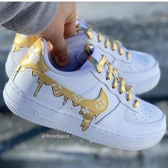 Used Nike Air Force 1 Low Prem LE GS Scarface, Size 7Y for