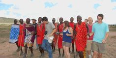 East Africa Travel Company on Day trip
