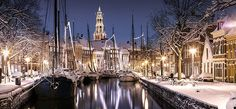 Overwinteren in Groningen