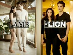 the lamb, the lion