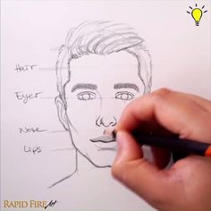 How to Draw Faces for Beginners