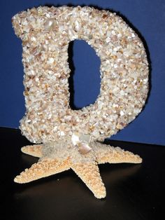 #NAUTICAL #CAKE TOPPER #Beach Wedding #Nautical Wedding #Sea Shell #Cake Topper