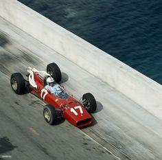 1966 Ferrari 312 - Surtees